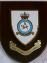 RAF Royal Air Force Station Uxbridge Regimental Military Wall Plaque Shield